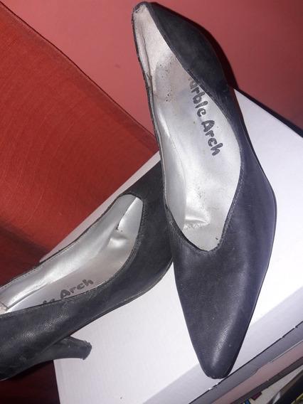 Zapatos Mejer Negros