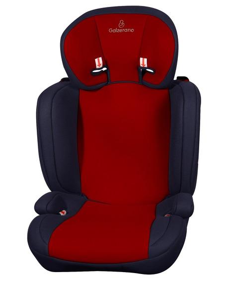 Cadeira P/ Auto Nano Ii Vermelho 15-36kg - Galzerano