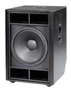 Plano Sub Low Compact 118 Bajo Das Audio 6 Cuotas Sin Intere