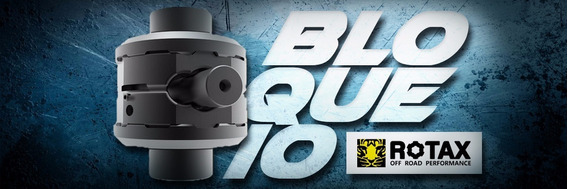 Bloqueio Rotax Troller 02/14 Diant 12x S/juros Fretegratis
