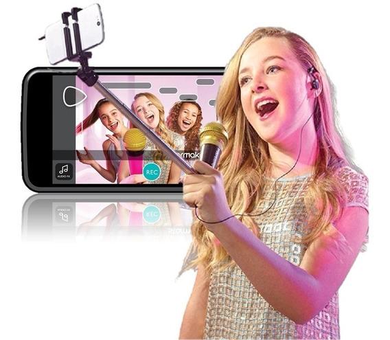 Karaoke Selfiemic Dar La Nota Juego Para Cantar Y Video Clip