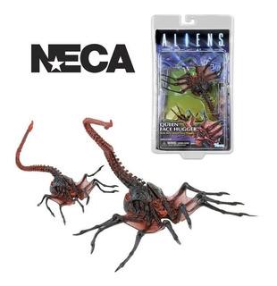 Neca Aliens 7 Scale Series 10 Alien Queen Face Hugger