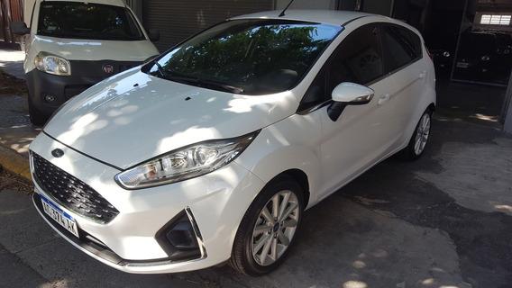 Ford Fiesta Kinectis Design 1.6 Titanium - Igual A 0km