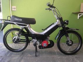 Mobilete Caloi 75cc ( Leia O Anúncio ) Motor Travado