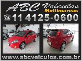Fiat Punto Attractive 1.4 Flex - Ano 2012 - Bem Conservado