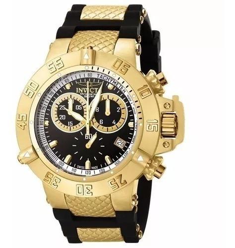 Relógio Tr9899 Invicta 5514 Subaqua Noma 3 Original + Maleta