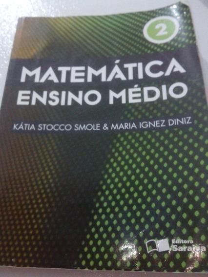 Livro Matemática Ensino Médio 2 Kátia Stocco C2