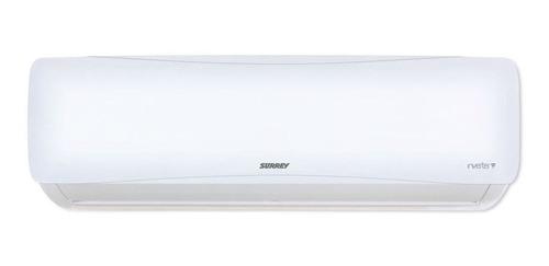 Aire acondicionado Surrey Residencial split inverter frío/calor 2253 frigorías blanco 220V 553AIQ0901F