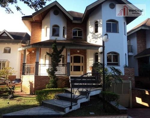 Sobrado Com 4 Dormitórios À Venda, 350 M² Por R$ 2.200.000,00 - Vila Carrão - São Paulo/sp - So2044