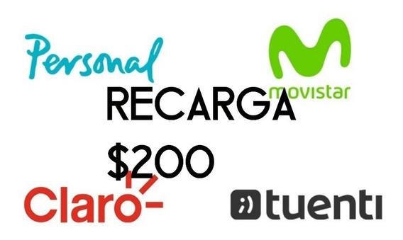 Saldo Virtual $200