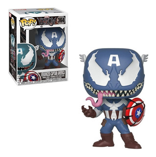 Funko Pop Marvel - Venomized Capitan America 364