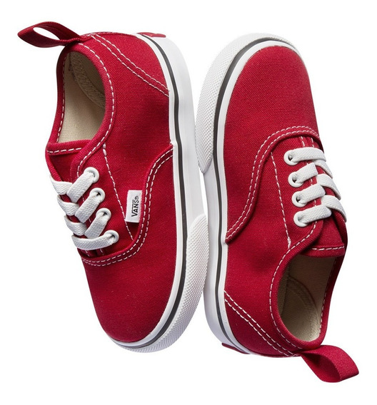 Tenis Vans Authentic Elastic Lac Vn0a34a1lxp
