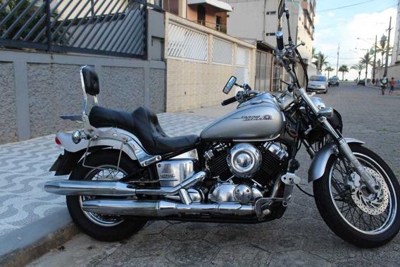 Yamaha Drag Star 650cc 2004