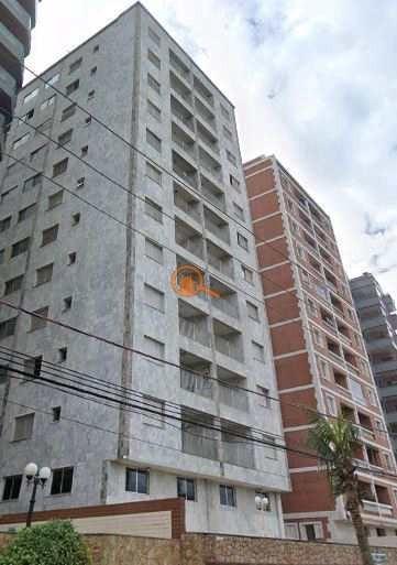Apartamento Com 2 Dorms, Aviação, Praia Grande, Cod: 1030 - A1030