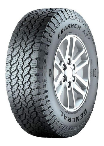 Pneu General Tire Aro 15 Grabber At3 31x10.50r15 109s