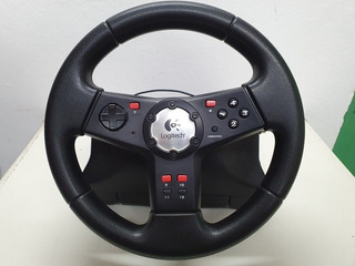 Volante Logitech Formula Vibration Feedback Wheel
