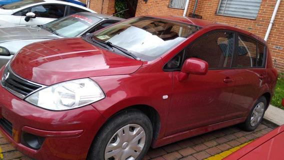 Nissan Tiida 2013 Back Hath Tiida