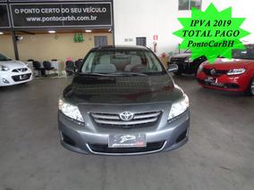 Toyota Corolla 1.8 Xli 16v Flex 4p Automático