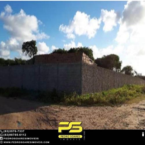 Imagem 1 de 3 de Terreno, 5100 M² - Venda Por R$ 4.000.000 Ou Aluguel Por R$ 5.000/mês - Altiplano Cabo Branco - João Pessoa/paraíba - Te0333