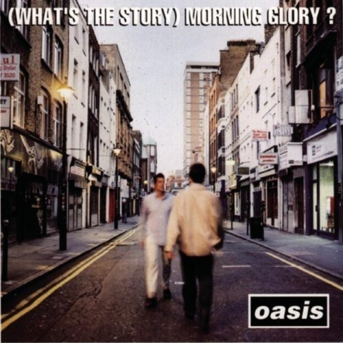 Cd Oasis (what's The Story) Morning Glory Nuevo Sellado