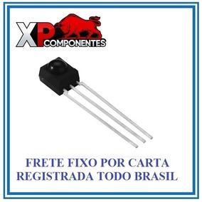 10x Hs0038 Receptor Infravermelho - Ar Condicionado 38khz