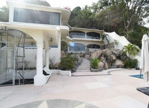 Residencia Venta Acapulco Av. Escenica