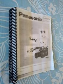 Bestsellerbrasil Cópia Manual Nv-m9000pn Panasonic +130 Pág.
