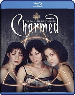 Charmed 1a Temporada Completa Bluray Importado Original C Lu