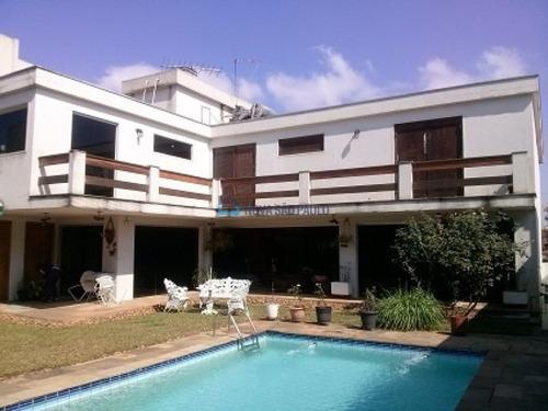 Bosque Da Saúde, Mansão Cinematográfica, 4 Suítes Com Closet, 7 Vagas De Garagem - Ja20496