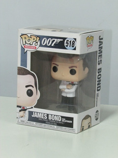 Funko Pop 007 James Bond