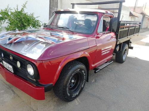 Chevrolet Caminhonete C14 6c Motor 4.2 Gasolina