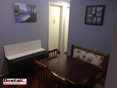 Imagem 1 de 13 de Apartamento, Demarchi, 60 Metros! - Ap3033
