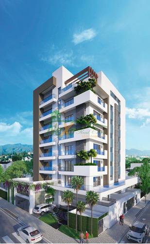 Apartamentos En Los Cerros De Gurabo Santiago (eaa-340 B3)