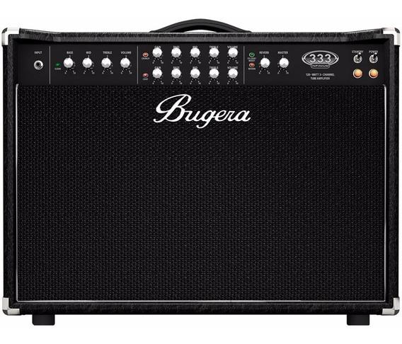 Amplificador Para Guitarra Bugera 333-212 Infinium Valvulado