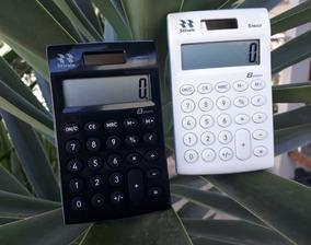 12 Calculadoras Eletrônica Alta Res. Energia Solar Bat