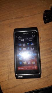 Celular Nokia N8 Le Faltan Las Tapas Y El Boton De Menú