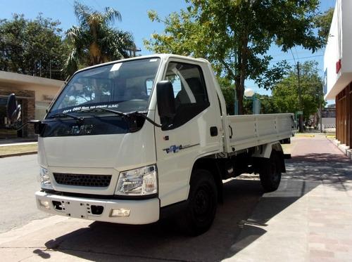 Jmc N 601 Motor Jmc Isuzu 115hp,p/2,5ton. 0km My18 El Mejor!