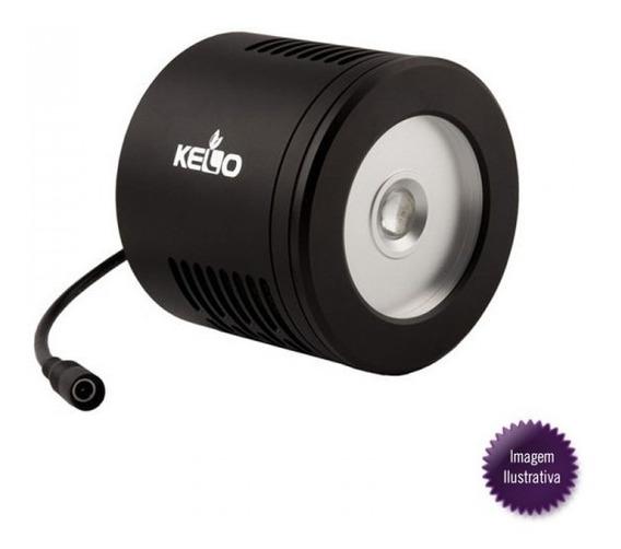 Luminária Kelo Spot Led - Ao100 - 100w C/ Controlador Wifi