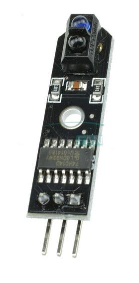 10 Unid Módulo Seguidor Linha Tcrt5000 Infravermelho Arduino