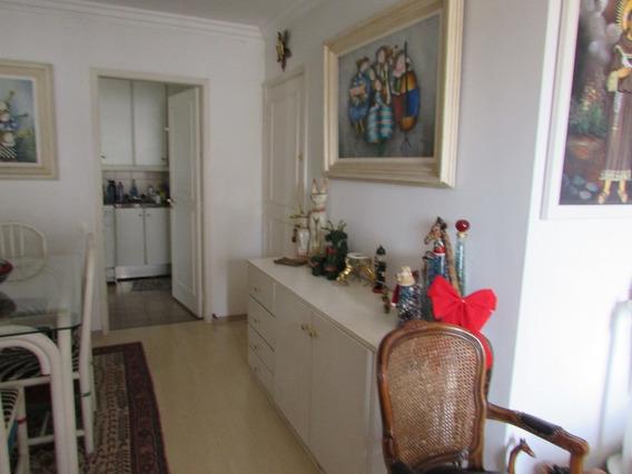 Apartamento No Jd Guedala, 3 Dormitorios