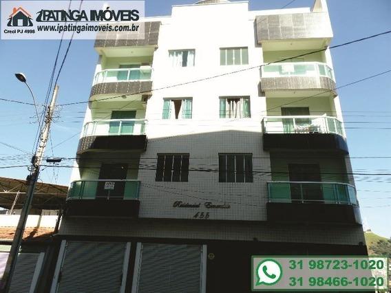 Apartamento Para Venda, 3 Dormitórios, Caravelas - Ipatinga - 136