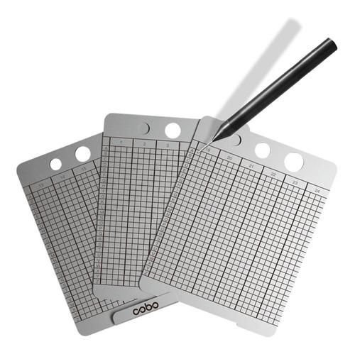 Cobo Tablet Punch Backup Semilla Ledger Trezor Safepal