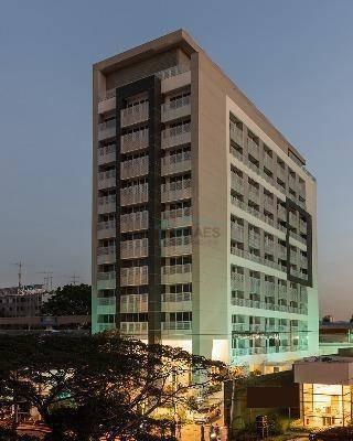 Sala À Venda, 39 M² Por R$ 389.000,00 - Campo Belo - São Paulo/sp - Sa0205