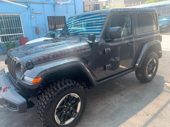 Jeep Rubicon De Luxe
