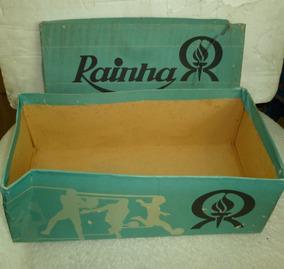 Caixa Vazia De Tênis Rainha