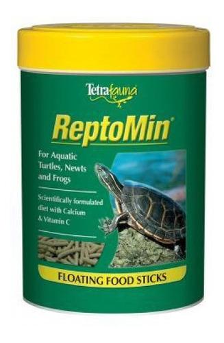 Alimento Para Tortuga Reptomin Tetra 24g