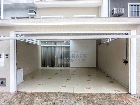 Sobrado Com 3 Dormitórios À Venda, 180 M² Por R$ 1.249.000,00 - Alto Da Boa Vista - São Paulo/sp - So2510