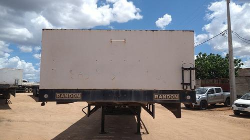 Randon Porta Container Carga Seca - 2975