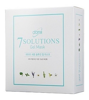 Atomy Mascarilla En Gel - 7 Soluciones 1kit Made In Korea
