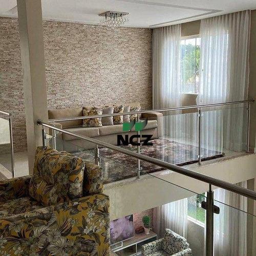 Imagem 1 de 10 de Casa Com 5 Dormitórios À Venda, 450 M² Por R$ 1.510.000,00 - Vila De Abrantes - Camaçari/ba - Ca3517